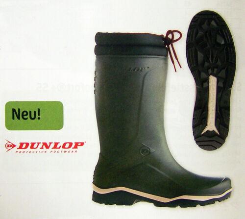 Thermostiefel Dunlop Blizzard Gummistiefel / Winterstiefel / Arbeitsstiefel