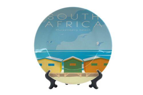 Plato Aventurero  Sudáfrica Ceramica impreso
