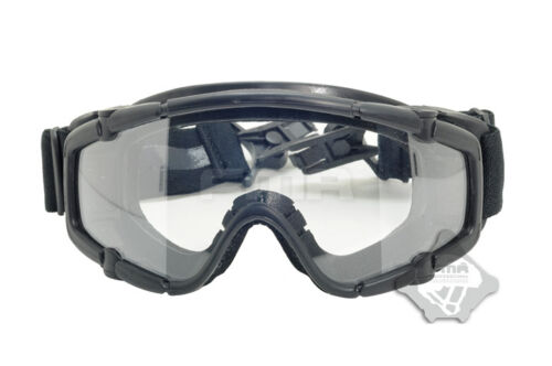 FMA Outdoor OK Goggles Eye Protector Glasses for SI Ballistic TACTICAL Helmet