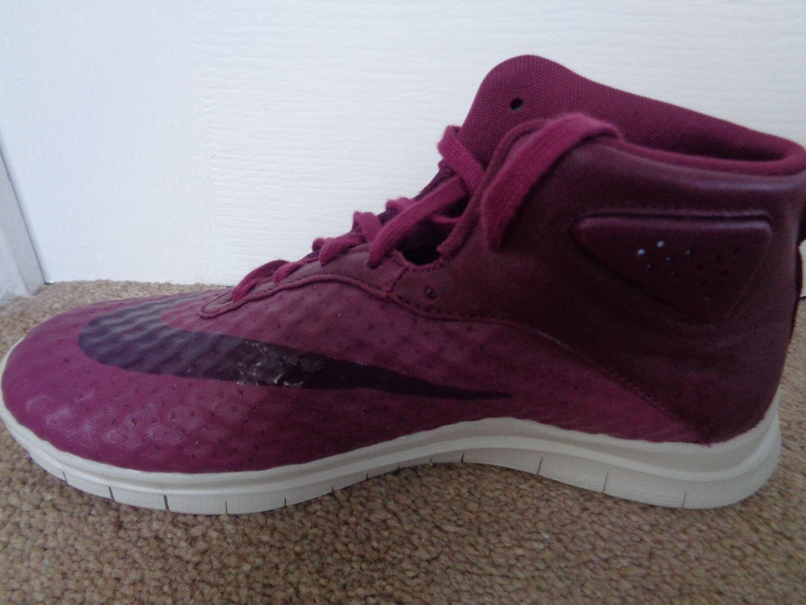 Nike Hypervenom Mid Uomo Da Uomo Mid Free Scarpe Ginnastica 705496 600 Nuovo + Scatola 3a4f7f