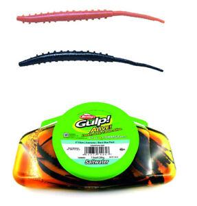 Berkley-Gulp-Alive-Arenicola-Wattwurm-in-2-Farben-Laenge-10cm-18-Stueck