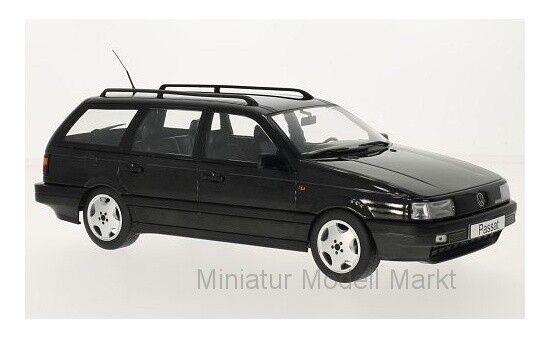 precio al por mayor    180072 - KK-scale VW Passat (b3) Variant-negro - 1988 - 1 18  alta calidad