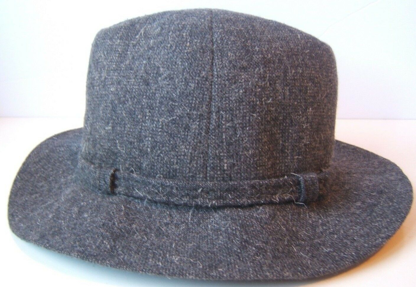 Vintage Biltmore Fedora Hat Gray Size 7 Canada 56cm Cap Made in Canada 7 968d8a