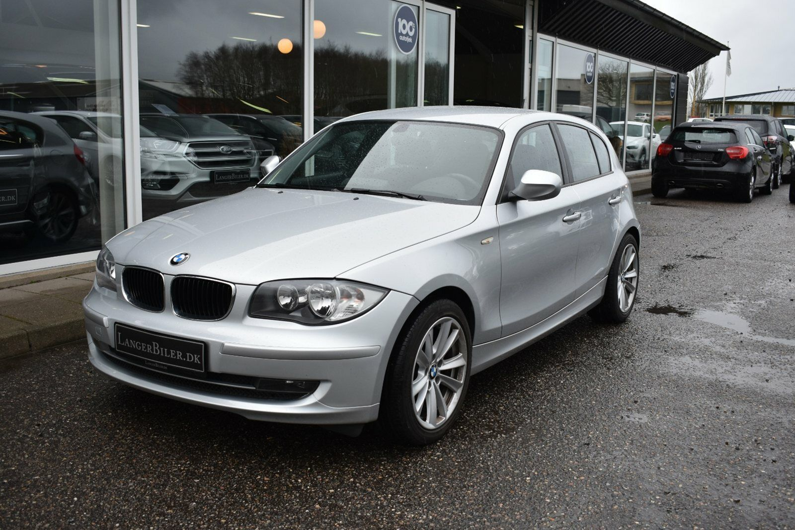 BMW 120i 2,0 Steptr. 5d