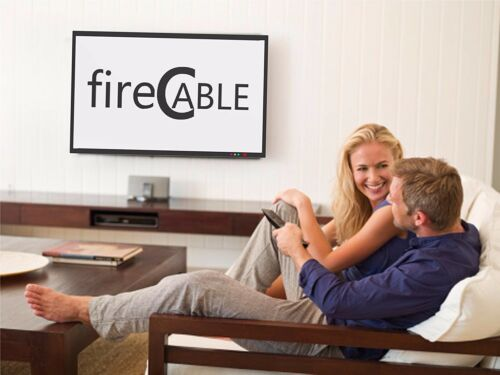Fire Cable Chrome Cable Powers Chromecast Firestick Directly From TV FireCable