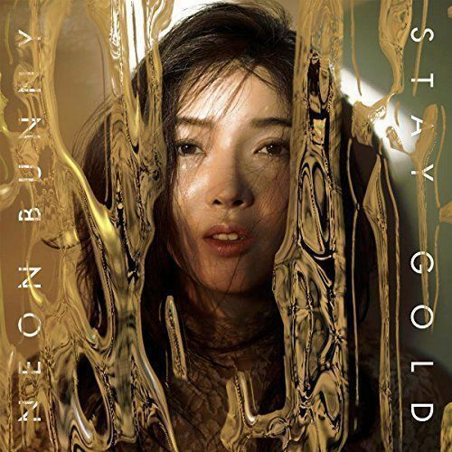 NEON BUNNY-STAY GOLD-JAPAN CD E25
