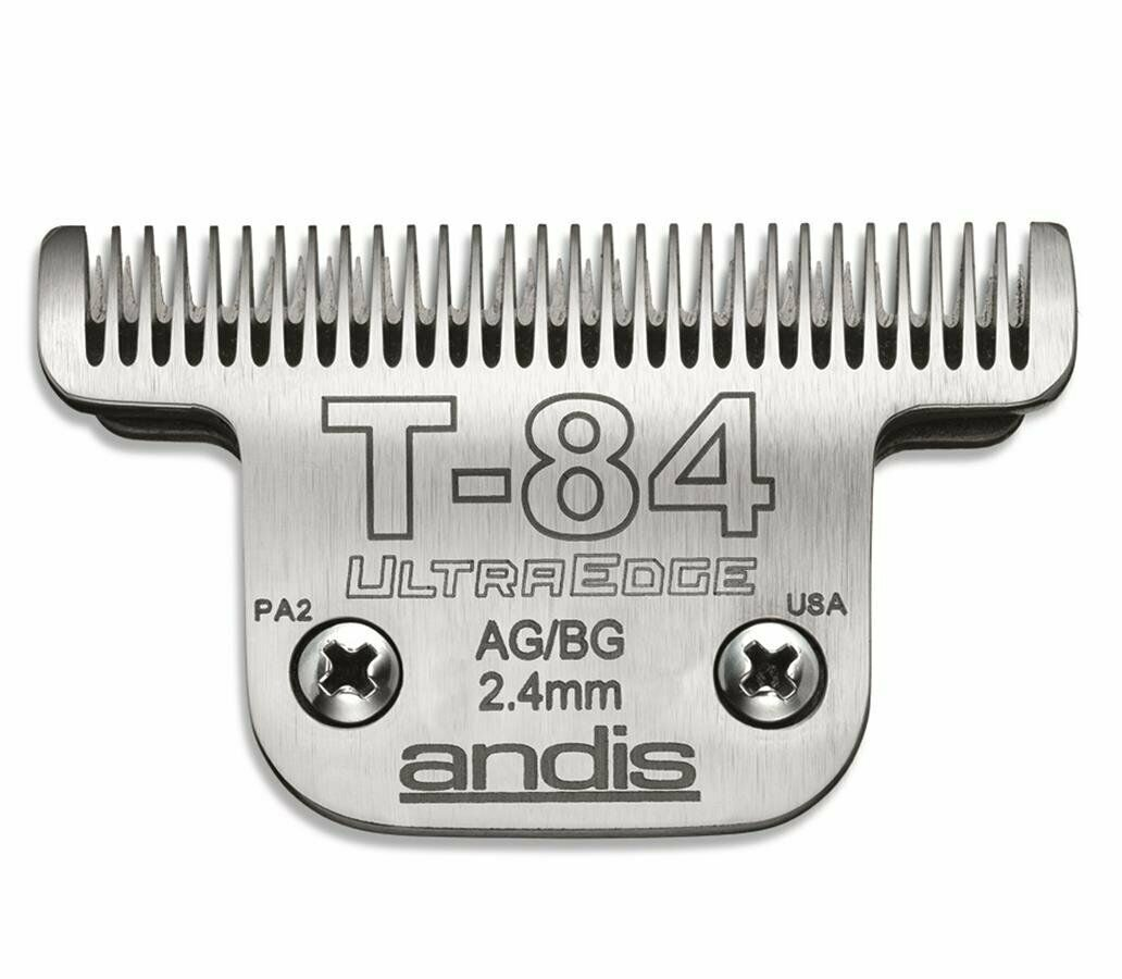 Andis Ultra Edge Size (Stainless Steel, T-84  3 32  (2.4 mm))
