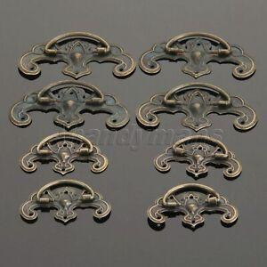 4pcs-Vintage-Handles-Cabinet-Drawer-Cupboard-Door-Knob-Antique-Bronze-Pull-Decor