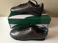 NIB PUMA ROMA  Metallic Women's Shoes 360977 01 Black-dark shadow Choose SIZE