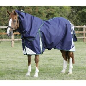 Stratus 0g Turnout Rug With Neck Cover