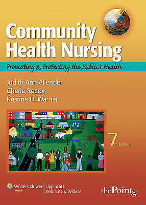 Community Health Nursing : Promoting and Protecting the Public's Healt-ExLibrary