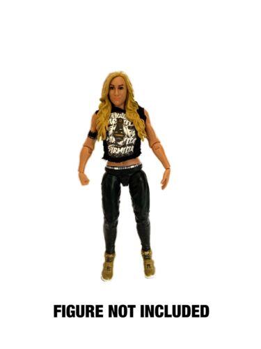 WWE Carmella /'Fabulous/'s Custom Camisa para Mattel Figuras.