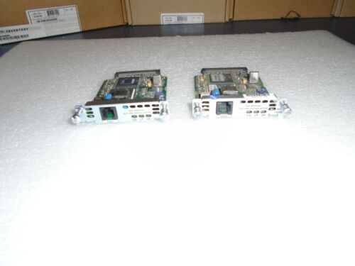 NEW OEM CISCO WIC-1DSU-T1-V2  DSU//CSU WAN Interface Card with Cable