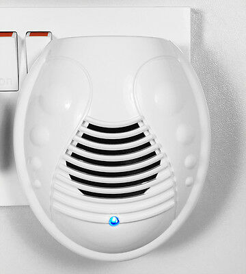 Whole House Ultrasonic Spider Repellent Plug In Stop Insect Deterrent Repeller