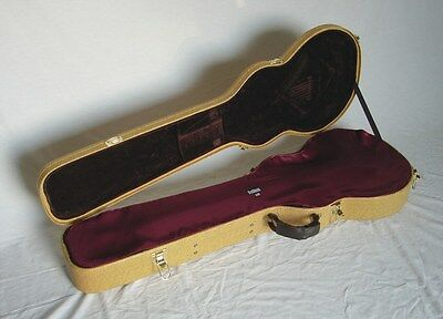 "PINK /""AxeShield HD/"" Satin Protection Shroud ATTACHES To Gibson//Epi Les Paul Case"