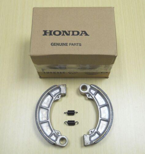 New 2004-2007 Honda TRX 400 TRX400 Rancher ATV OE Rear Brakes Brake Shoes