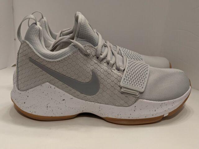 Nike PG 1 Paul George 1 Pure Platinum