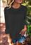 UK-Womens-Chiffon-Lace-T-Shirt-Ladies-Casual-Summer-3-4-Sleeve-Loose-Tops-Blouse