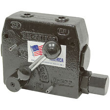 12 Npt Hydraulic Flow Control Valve Withrelief Prince Rdrs150 16 9 064 50