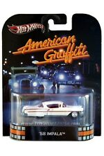 2014 Retro Hot Wheels American Graffiti 1958 Chevy Impala