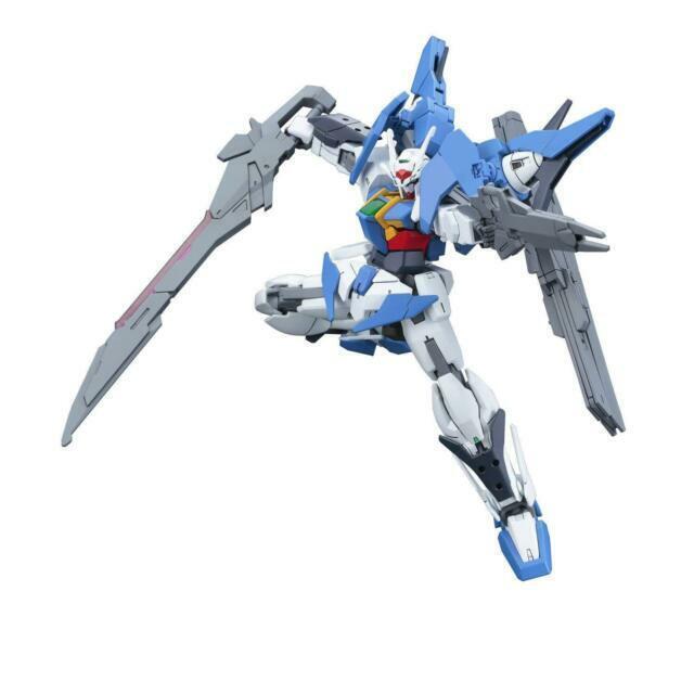 BANDAI HGBD Gundam Build Divers Gundam 00 Sky 1//144 Scale Plastic Model JP