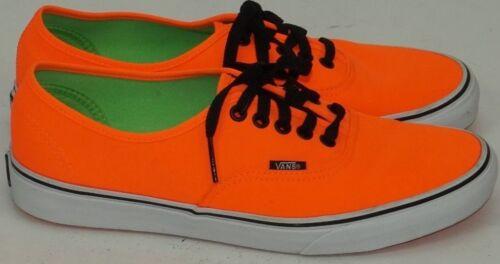 Naranja Authentic Vans 5 De Skate 9 Hombre Zapatos wUdId4q