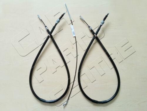 Pour vw sharan moyen arrière gauche /& droit frein à main frein à main parking câble câbles