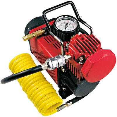 Mv50 compressor arb tyre inflator with gauge