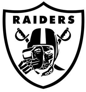 oakland raider skull logo
