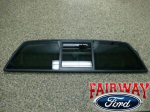 Surprising 04 Thru 14 Ford F 150 Oem Genuine Ford Power Rear Sliding Window Wiring Digital Resources Indicompassionincorg