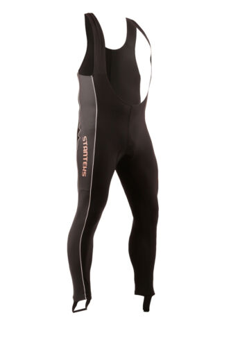 New Mens cycling bib tights padded Coolmax cycle pants with braces UK Size S-XXL