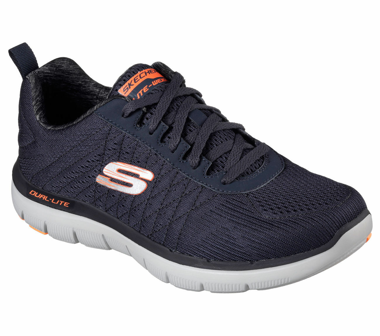 Skechers 52185 DKNV Men's FLEX ADVANTAGE 2.0-THE HAPPS Training shoes