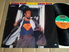 HERBIE MANN - SUPER MANN - LP - ATL 50 569 - GERMANY 1978