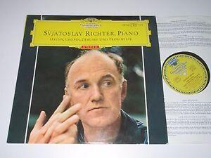 LP-SVJATOSLAV-RICHTER-HAYDN-CHOPIN-DEBUSSY-DGG-138766-Red-Stereo