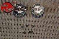 1965 Impala Inside Inner Interior Emblems Door Panel ss Super Sport