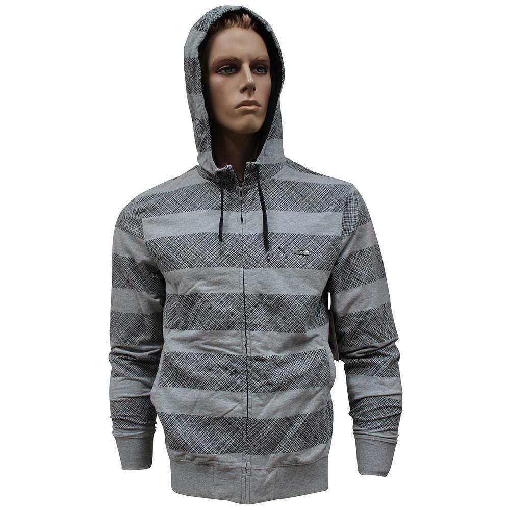 d6552cc26d Oakley TRANSIT Kapucnis pulóver Szürke Méret M Közepes Mellény meleg téli  kapucnis kabát 48450