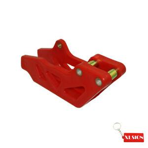 Chain-Swingarm-Red-Guard-Guide-For-Honda-CRF250X-2007-2017-CRF450X-2008-2017