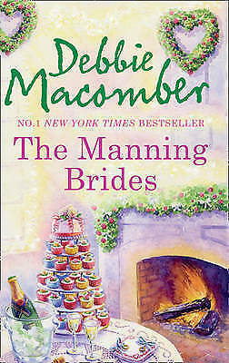 1 of 1 - Manning Brides by Debbie Macomber - (Paperback) New Book