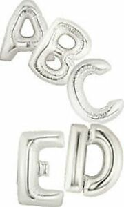 40-SILVER-SUPERSHAPE-FOIL-LETTER-BALLOON-A-Z