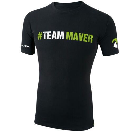 Maver TeamMaver Black T-shirt