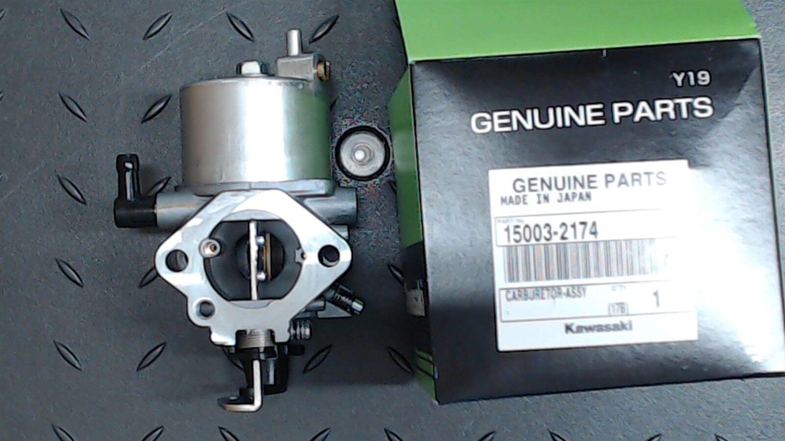 Genuine Oem Kawasaki Cocheburador-ASSY 15003-2150 15003-2174
