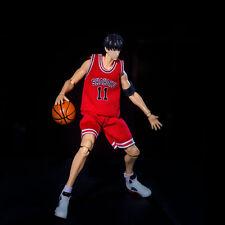 DT DreamToys 6 inch action figure anime Slam Dunk Rukawa Kaede model