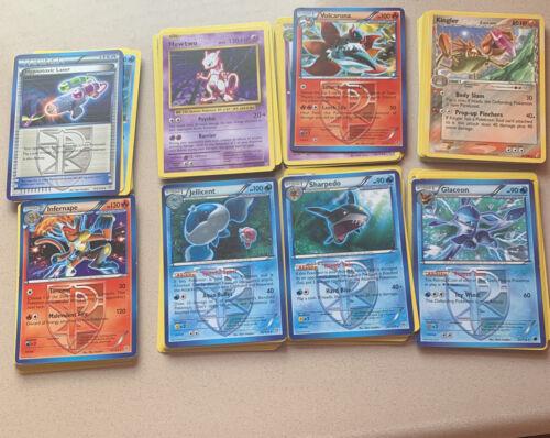 Lot 50 Rare Pokemon Cards Bulk 1 Rare Holo//reverse Holo Included