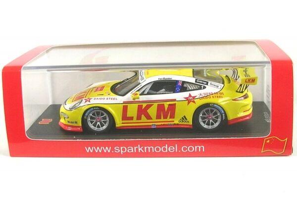 Porsche 911 Gt3 Cup No.1 Pcca Champion 2014 (Earl Bamber)
