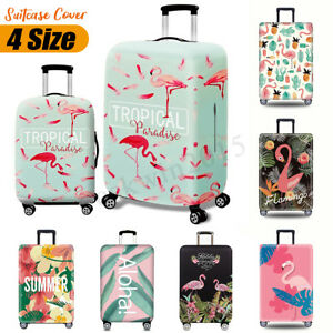 Fashion-Travel-Luggage-Cover-Protector-Elastic-Suitcase-18-039-039-32-039-039-Waterproof