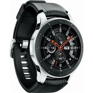 Samsung Galaxy Watch 46mm Gris Silver Smartwatch 4GB SM-R800 Wi-Fi Bluetooth