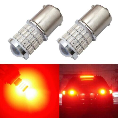 9-30VLow Power 1156 1141 1003 LED with Projector Bulbs for Tail Brake Lights,Red