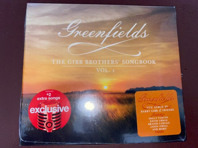 CD - GREENFIELDS - Gibb Brothers' Songbook - Target Exclusive (w/ 2 extra songs)