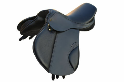 Beautiful SIE - Premium Leather English Event Saddles all size