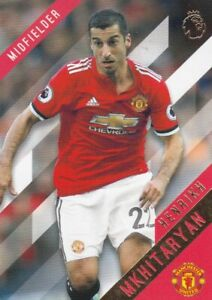 2017-18-Topps-Premier-League-or-Football-Cartes-a-Collectionner-88-Henrikh